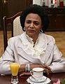 Fariha al-Ahmad al-Jaber al-Sahad Senate of Poland 01.jpg