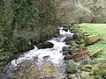 Fast-flow into the Helford River - geograph.org.uk - 418498.jpg