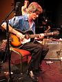 Fats Kaplin playing Kay parlor guitar.jpg
