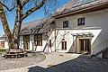 Feldkirchen Kirchgasse 37 Pfarrhof Hofansicht 19042018 3032.jpg
