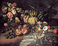 Felice Boselli Still life with pumpkins, pomegranates and figs 1700.jpg