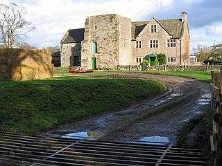 Fenny Bentley Human settlement in England