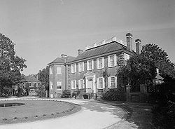 Fenwick Hall Plantation, Northeast intersection of River Road & Maybank Highway, Johns Island (Charleston County, South Carolina).jpg