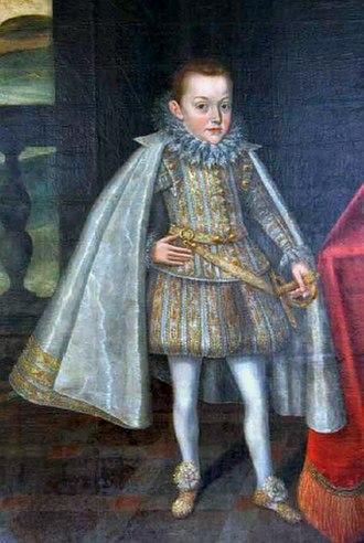 Karol Ferdynand Vasa - Image: Ferdynand Waza