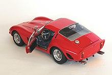 Cmc Ferrari Racing Car Transporter