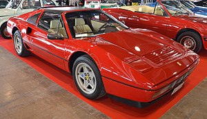 Ferrari 328 - 1987 Ferrari GTS Turbo