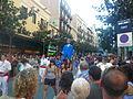 Festa Major de Gràcia 2011 - XIII cercavila de cultura popular - carrer Gran P1330074.jpg