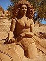 Festival Internacional de esculture em Areia, Beyoncé, 23 September 2015.JPG