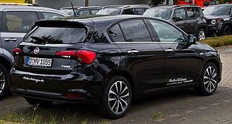 Fiat Tipo (2015) - Hatch