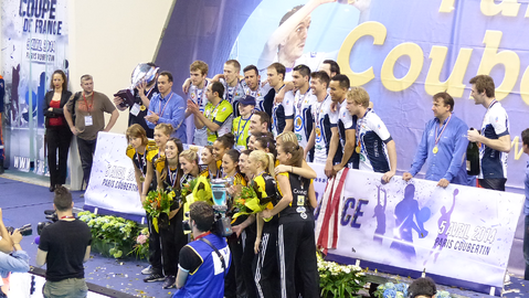 Coupe de france f minine de volley ball 2013 2014 wikimonde - Coupe de france de volley ...