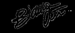Bianca Atzei - Bianca Atzei's signature