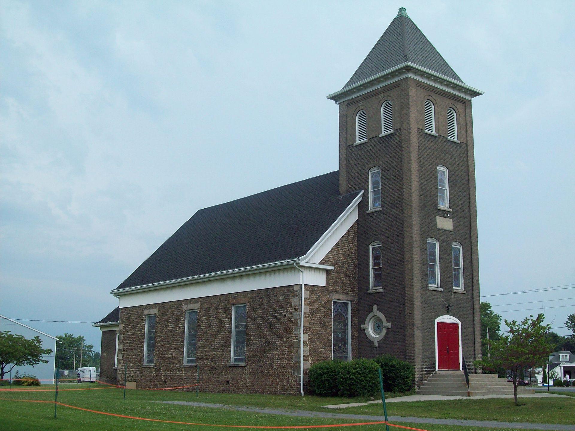first baptist church  newfane  new york
