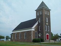 First Baptist Church Newfane Jun 09.JPG