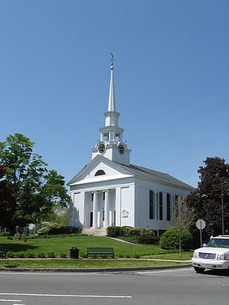Chelmsford, Massachusetts - First Parish Church