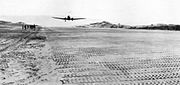 First landing on Shemya AAF 24 June 1943