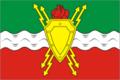 Flag of Molodyozhny (Moscow oblast).png