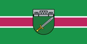 Skrunda Municipality - Image: Flag of Skrundas novads