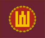 Flag of the Lithuanian Armed Forces.png