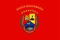 Flag of the Venezuelan National Militia.png