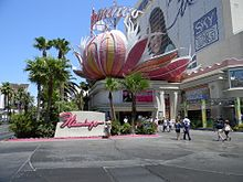 Inside Flamingo Hotel Las Vegas