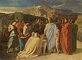 Flandrin-Hippolyte Jesus-Christ-et-les petits-enfants-Esquisse 1837 Image Lyon-MBA Photo-Alain-Basset.jpg