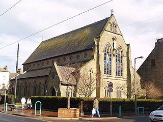 St Marys Church, Fleetwood Church in Lancashire, England
