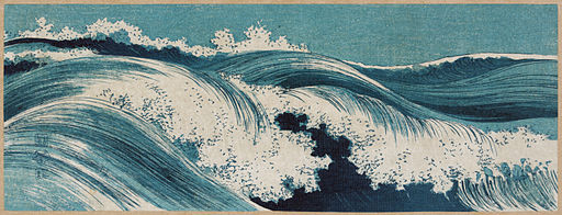 Flickr - …trialsanderrors - Konen Uehara, Waves, ca. 1910
