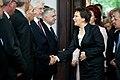 Flickr - Saeima - Oficiālā vizītē Latvijā viesojas Polijas parlamenta Seima priekšsēdētāja Eva Kopača (32).jpg