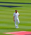 Flintoff during the 2009 Ashes at Edgbaston (1).jpg