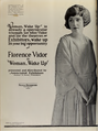 Florence Vidor in Woman, Wake Up! by Thomas H. Ince 1 Film Daily 1922.png