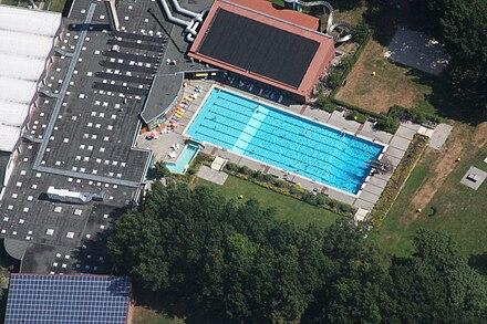 Schwimmbecken - Wikiwand 15 Sport Schwimmbad Designs
