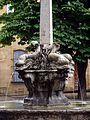 Fontaine des Quatre Dauphins - Aix en Provence - P1350928-P1350934.jpg