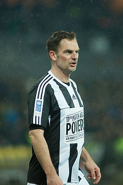 Football against poverty 2014 - Ronald de Boer.jpg