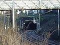 Footbridge and Tunnel entrance, Handsworth Wood - geograph.org.uk - 1671649.jpg