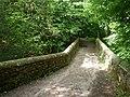 Footbridge on the Longshaw Estate - geograph.org.uk - 1915674.jpg