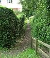 Footpath - Leadhall Lane - geograph.org.uk - 859341.jpg
