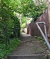 Footpath - Leeds Road, Bramhope - geograph.org.uk - 798379.jpg