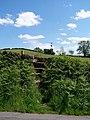 Footpath 37, High Bradfield - 2 - geograph.org.uk - 1634415.jpg