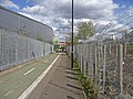 Footpath and cycle track, London NW6 - geograph.org.uk - 1260288.jpg