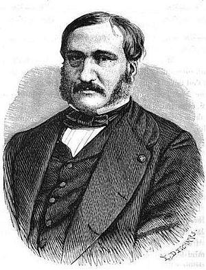 Adolphe de Forcade La Roquette - Adolphe de Forcade La Roquette