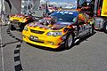 Ford BA Falcon XR8 utility - Brett Stephens Jack Daniels Racing (5133313082).jpg