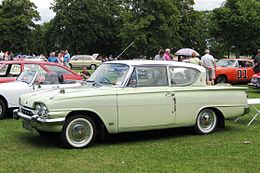 Ford Classic two door registered March 1963 1498 cc.JPG