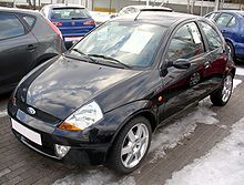 La Ford SportKa