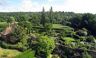 Sissinghurst Castle Garden Famous garden in England