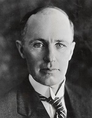 Canadian federal election, 1926 - Image: Former PM Arthur Meighen