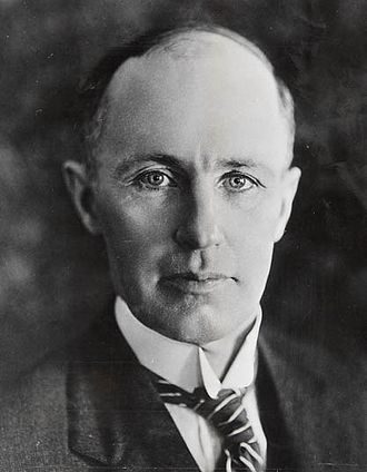 Canadian federal election, 1921 - Image: Former PM Arthur Meighen