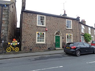 Spofforth, North Yorkshire - Image: Former Prince of Wales Pub, Castle Street, Spofforth (28th June 2014)