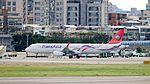 Former TransAsia Airways Airbus A321-231(WL) B-22615 Registered as EI-FXS at Taipei Songshan Airport 20161220.jpg