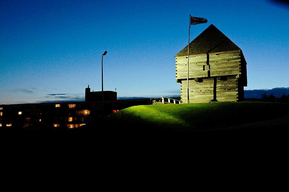 Fort Howe New Brunswick 2009