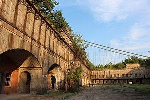 Fort Tompkins (Staten Island) - Image: Fort Tompkins 1